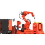Промышленный робот QJRH4-1A для сварки